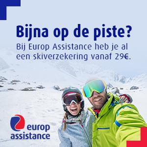 Europ Assistance tijdelijke Snow reisbijstand