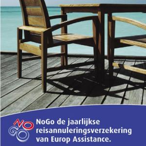 NoGO Reisannulatie Jaarcontract