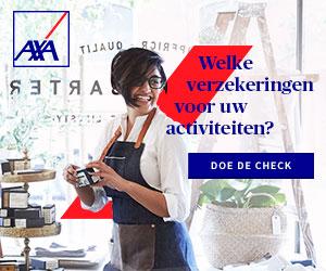 AXA Insurance Scan voor uw onderneming